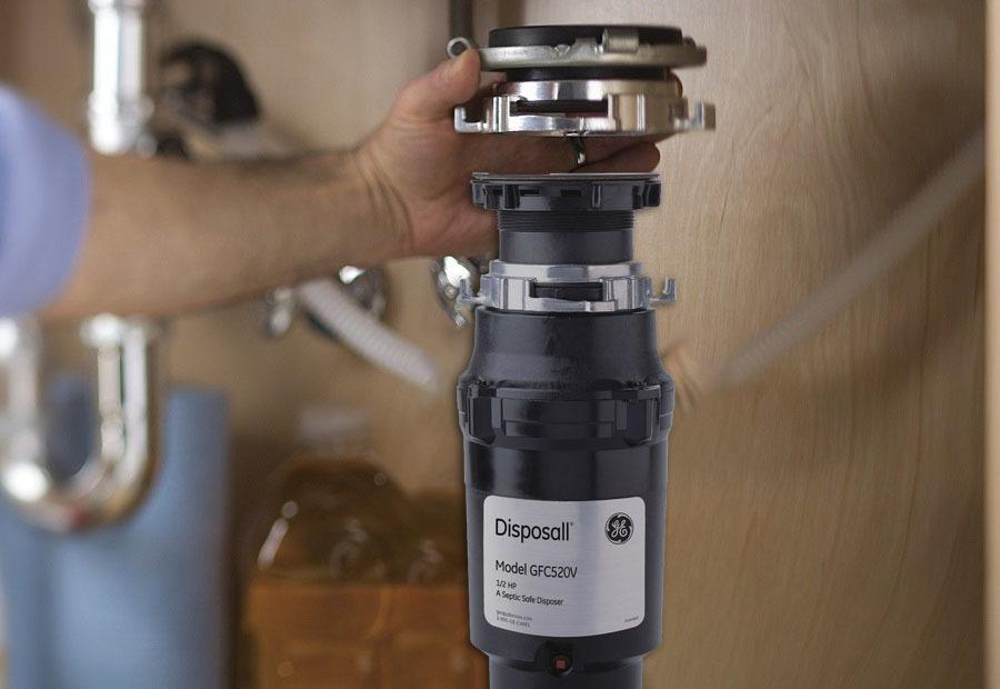 General Electric Garbage Disposer Review