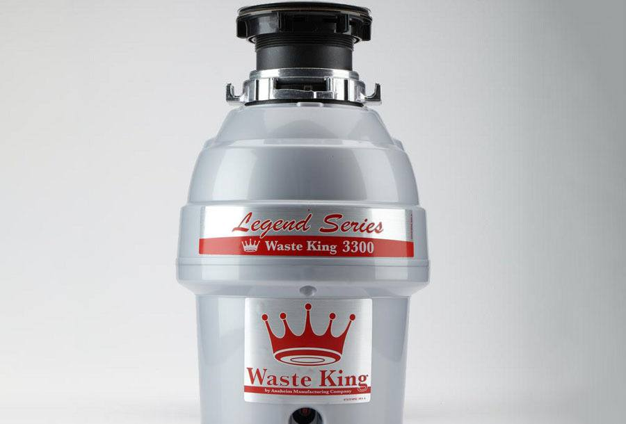 Waste King Legend-3300 Feed Garbage Disposal Review